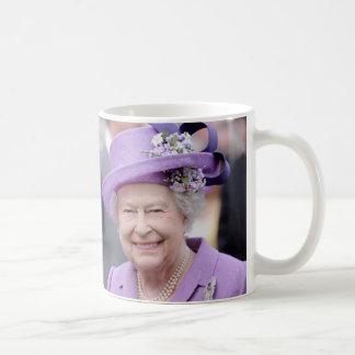 Mug La Reine Elizabeth de l'Angleterre