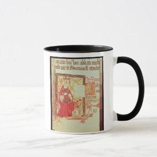 Mug La Reine fol.7 Matilda de Nero D VIII de coton