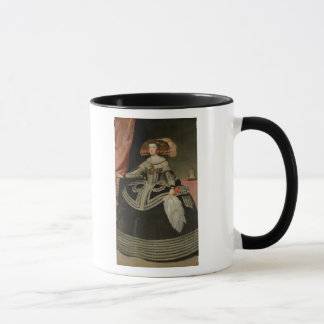 Mug La Reine Maria Anna de l'Autriche, C. 1652