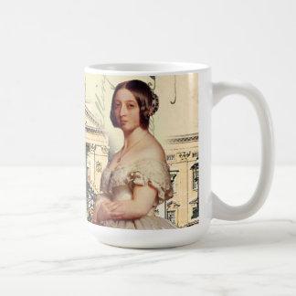 Mug La Reine Victoria de Sa Majesté