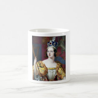 Mug La Reine Victoria d'os de Henry Pierce