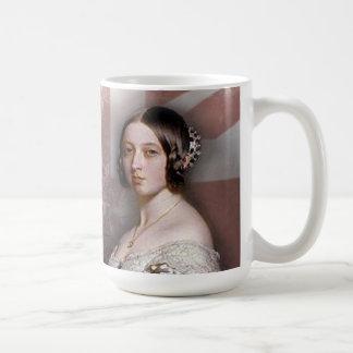 Mug La Reine vintage Victoria