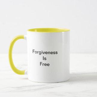 Mug La rémission est libre
