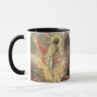 Mug La résurrection du Christ (huile sur la toile)