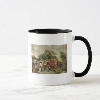 Mug La réunion d'Abraham et de Melchizedek