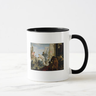 Mug La réunion d'Anthony et de Cléopâtre, c.1645