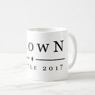 Mug La Réunion de famille de Brown 2017