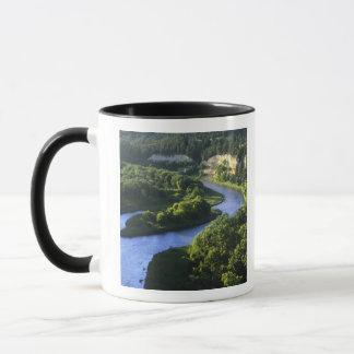 Mug La rivière Niobrara près de Valentine Nébraska