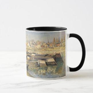 Mug La Seine chez Asnieres par Claude Monet,