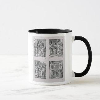 "Mug La série de ""petite passion"""