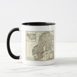 Mug La Suède et la Norvège 10