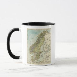 Mug La Suède, Norvège, Danemark