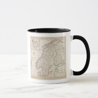 Mug La Suède, Norvège, Islande