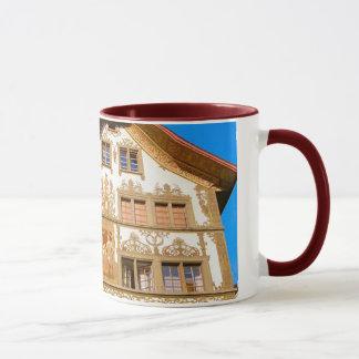 Mug La Suisse, maison peinte