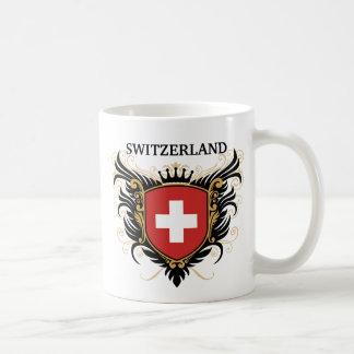 Mug La Suisse [personnalisez]
