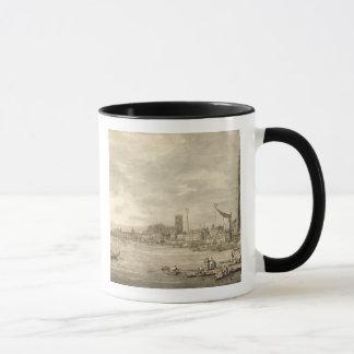 Mug La Tamise regardant vers Westminster de Y proche