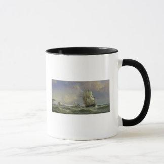 Mug La tempête de rassemblement, 1853