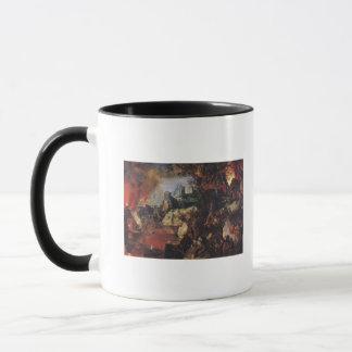 Mug La tentation de St Anthony 3