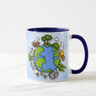 Mug la terre