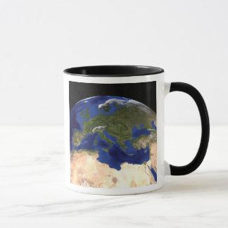 Mug La terre de marbre bleue 7 de prochaine génération