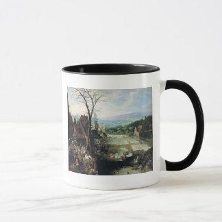 Mug La terre du marché et de blanchiment, 1620-22