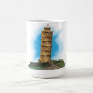 Mug La tour penchée de Pise