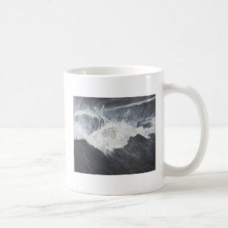 Mug La vague gigantesque