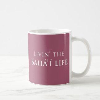 Mug La vie de Livin Bahá'í