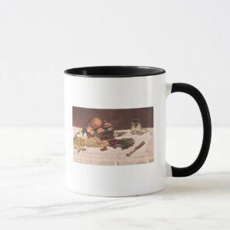Mug La vie de Manet   toujours : Fruit sur un Tableau,