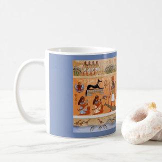 Mug La vie égyptienne antique