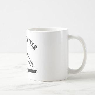 Mug La vie est meilleure avec un tromboniste