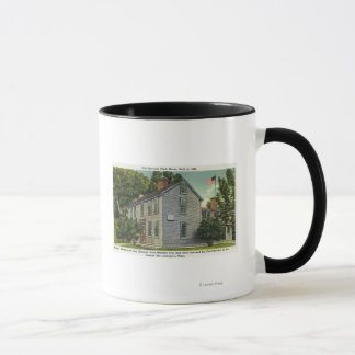 Mug La vieille vue de Chambre de Hancock Clark, Paul