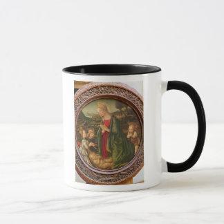 Mug La Vierge adorant l'enfant du Christ