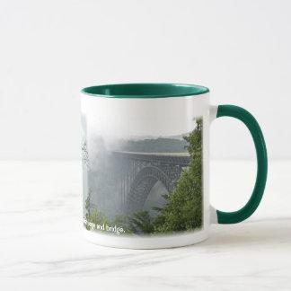 Mug La Virginie Occidentale cachée #1