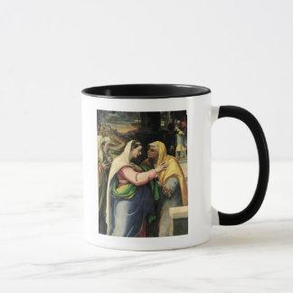 Mug La visite, 1519