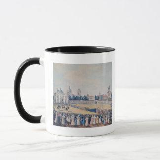 Mug La visite d'Alexandre I à l'Alexandre