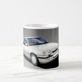 Mug La voiture classique de GTE de Vauxhall Astra a