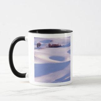 Mug La vue de la butte de Steptoe de Rolling Hills a