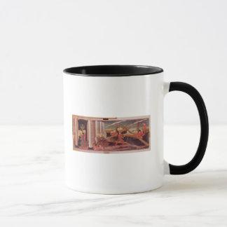 Mug L'abduction de Hélène, c.1470