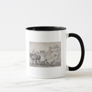 Mug Labourage des champs