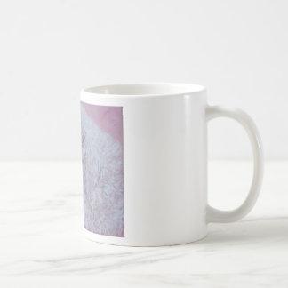 Mug Labradoodle crème