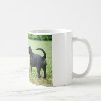 Mug Labrador retriever noir