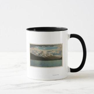 Mug Lac spirit, WA - vue de Mt. St Helens