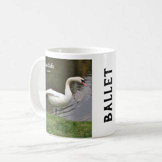 Mug Lac swan - ballet