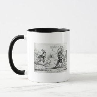 Mug L'accélérateur de dames, 1819