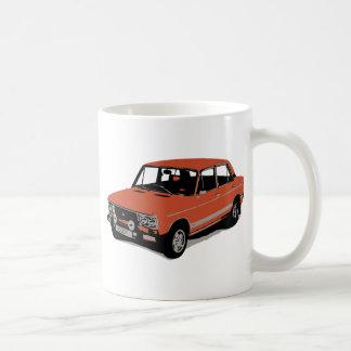 Mug Lada - la voiture russe soviétique