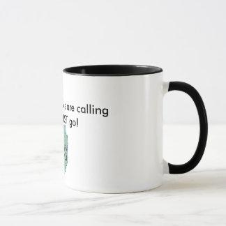 Mug L'Adirondacks appellent