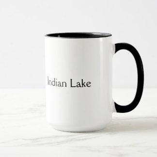 Mug L'Adirondacks appellent - lac indien