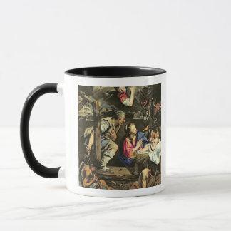 Mug L'adoration des bergers, 1612 (huile sur le canva