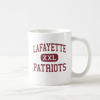 Mug Lafayette - patriotes - haut - Brooklyn New York